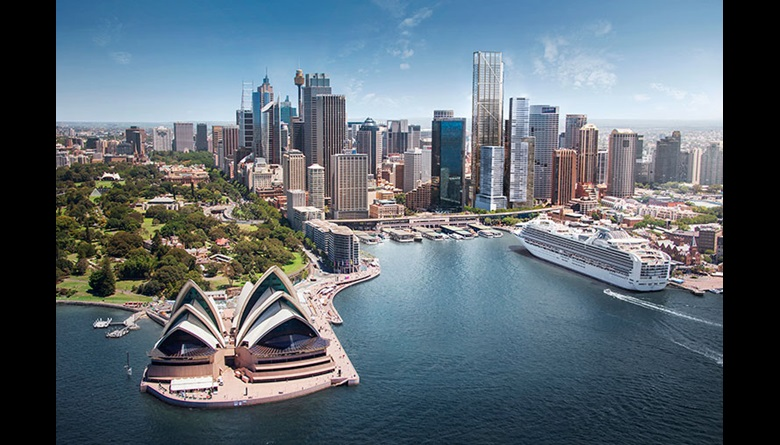 ANOTHER FEAT AT SYDNEY'S CIRCULAR QUAY URBAN REGENERATION PROJECT