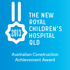 2013 Australian Construction Achievement Award