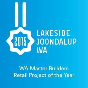 2015 WA Master Builders Retail Project of the Year