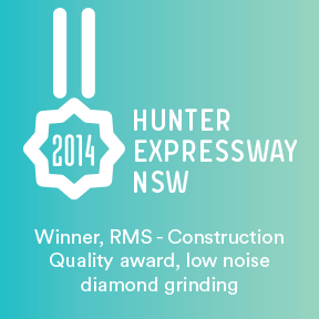 Winner of a 2014 Construction Quality Award