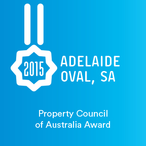 2015 Property Council of Australia Award