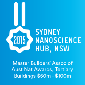 2015 Master Builders Association of Australia National Awards