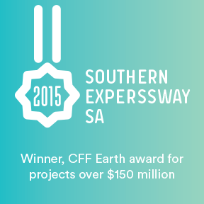 2015 CFF Earth Award