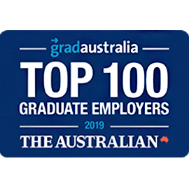2019 Top 100 Graduate Employer