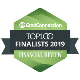 2019 Top 100 Finalist Grad Connection Financial Review