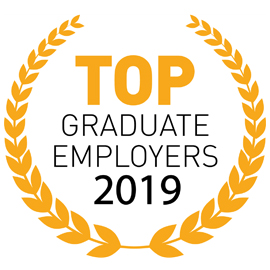 Top Graduate Employer 2019 - Lendlease