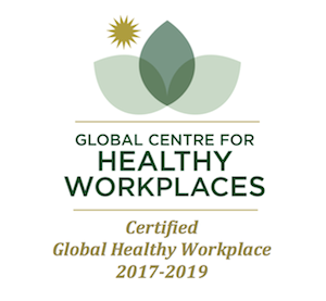 Global Healthy Workplaces certification