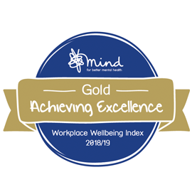 Mind Wellbeing Awards