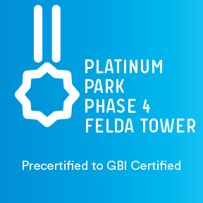 Platinum Park Phase 4, Felda Tower