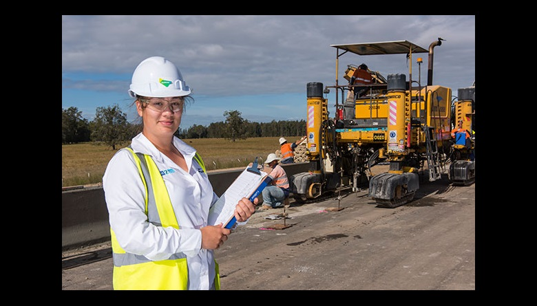 Angela Greenlees at Oxley Highway to Kundabung Pacific Highway