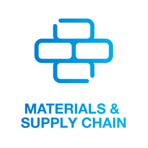Materials and supply chain